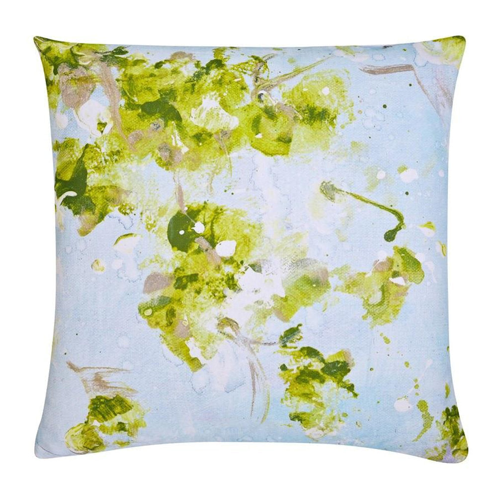 Ivy Wild Outdoor Pillow