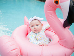 Baby Flamingo Inflatable