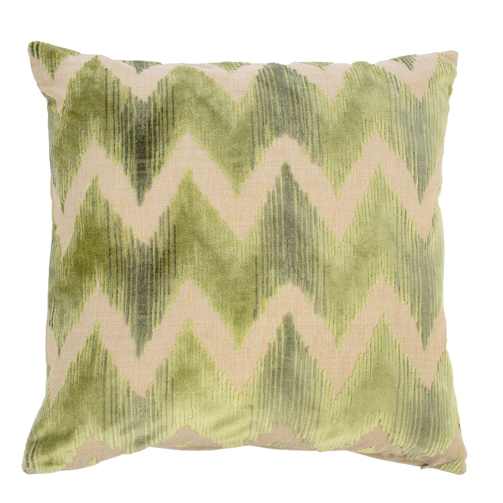 Mary Green Pillow