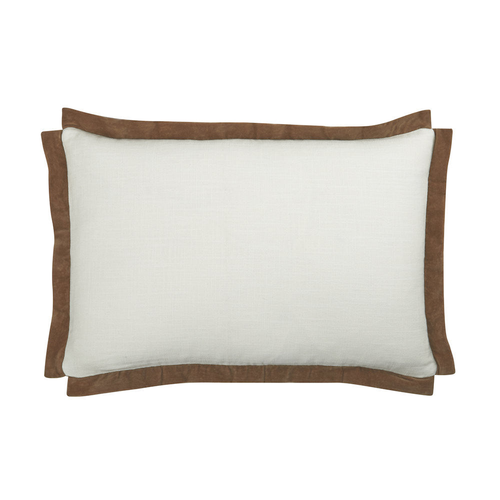 Michelle Flax Pillow