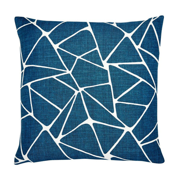 Oliver Blue Pillow