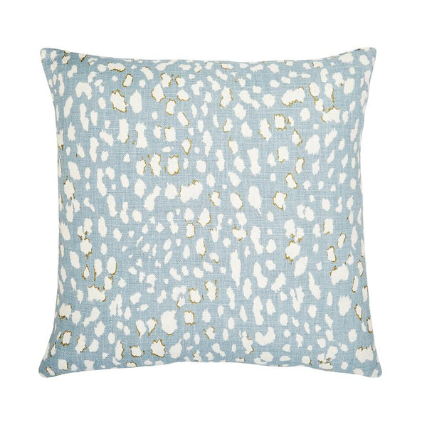 Ollie Light Blue Pillow