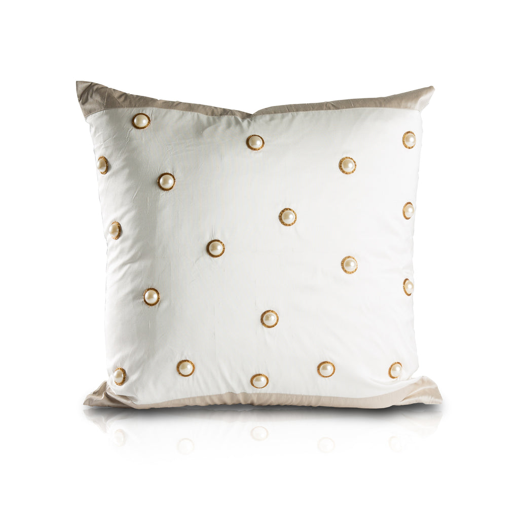 Chanadani Pillow- white