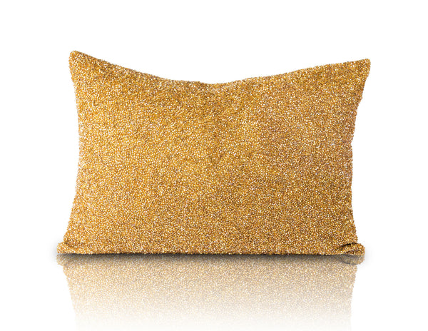 Palladium Pillow - Gold