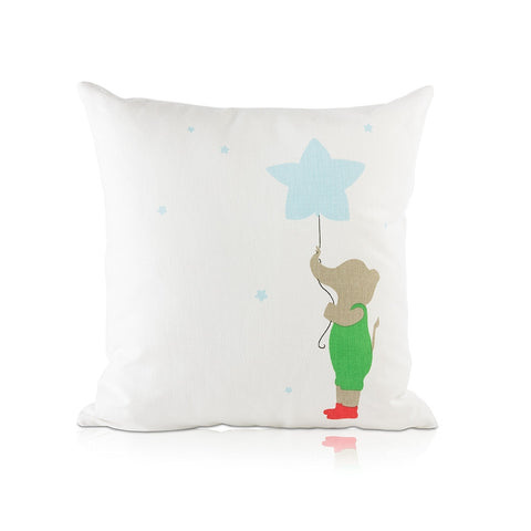 Elephant & Star Haati Pillow