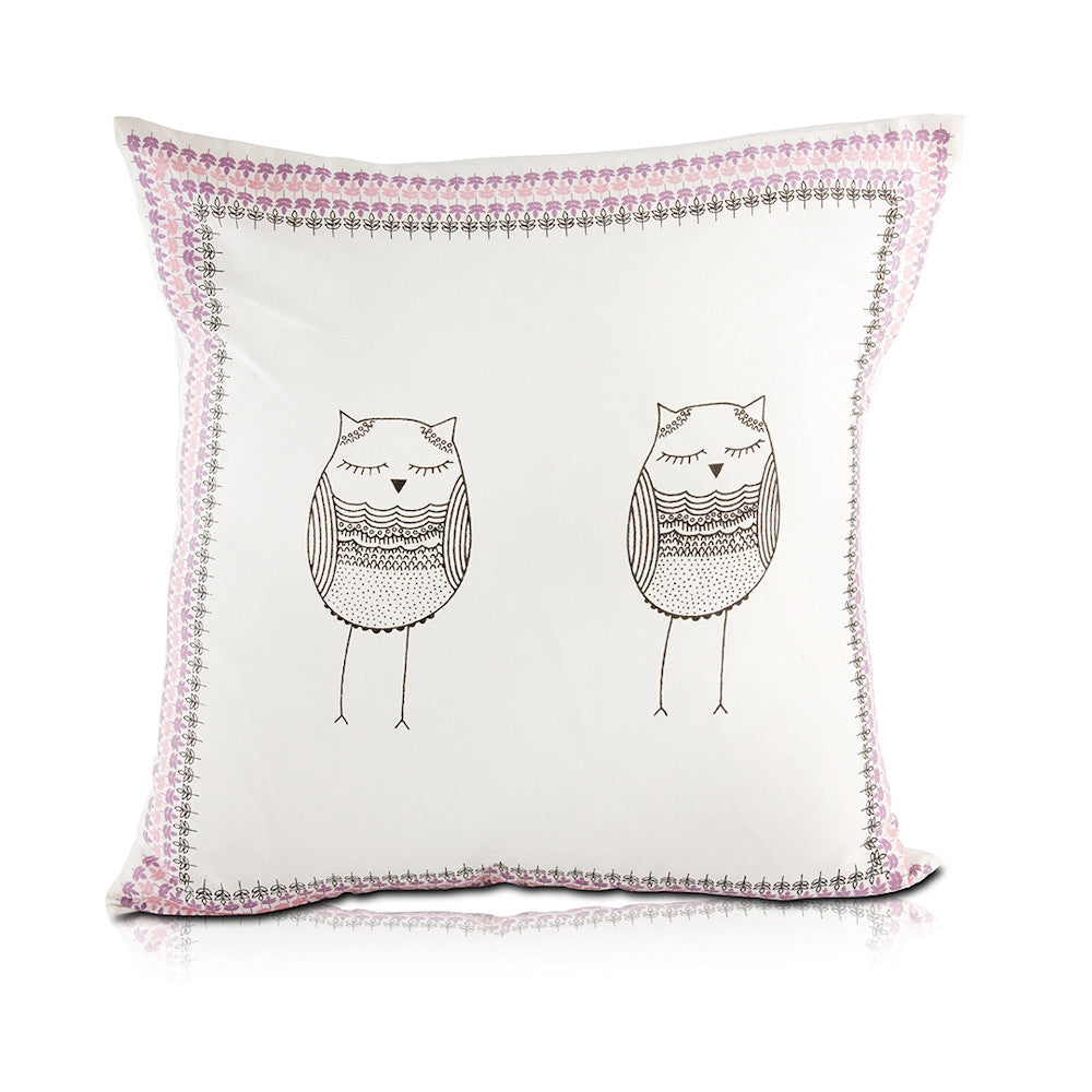 Esther & Evy Pillow_Pink