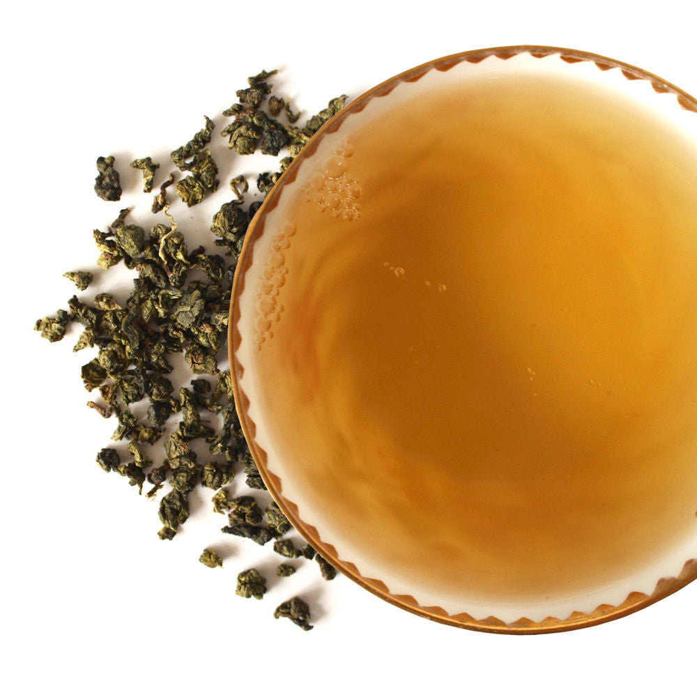 Lily Golden Oolong Tea