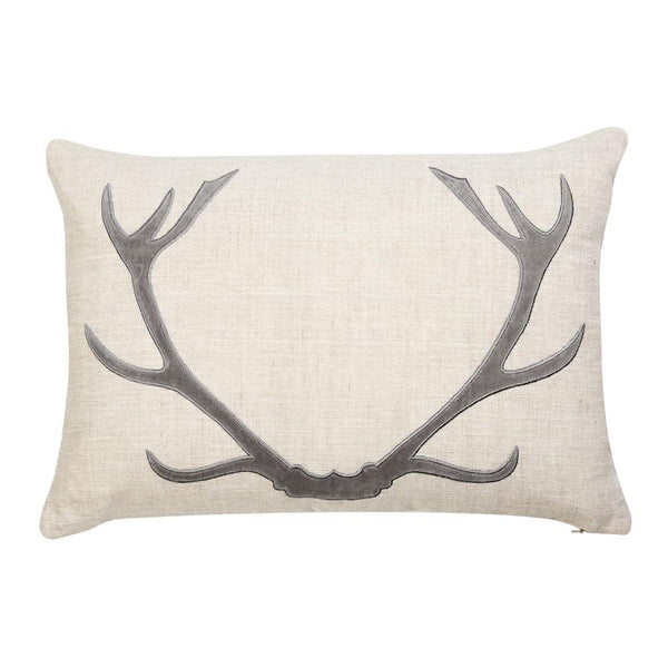 Vixen Gray Pillow