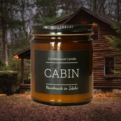 CABIN Candle 9 oz