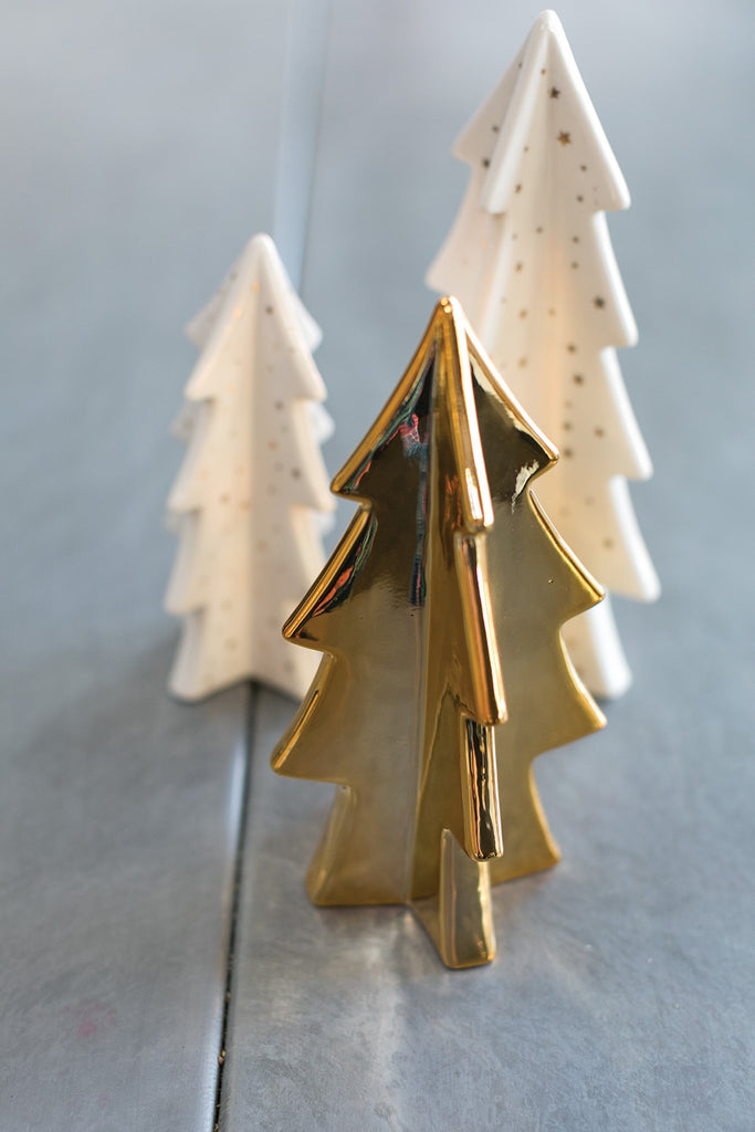 Starlight Porcelain Tree