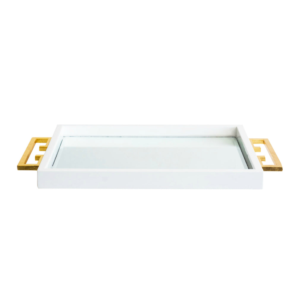 Avondale Tray in White