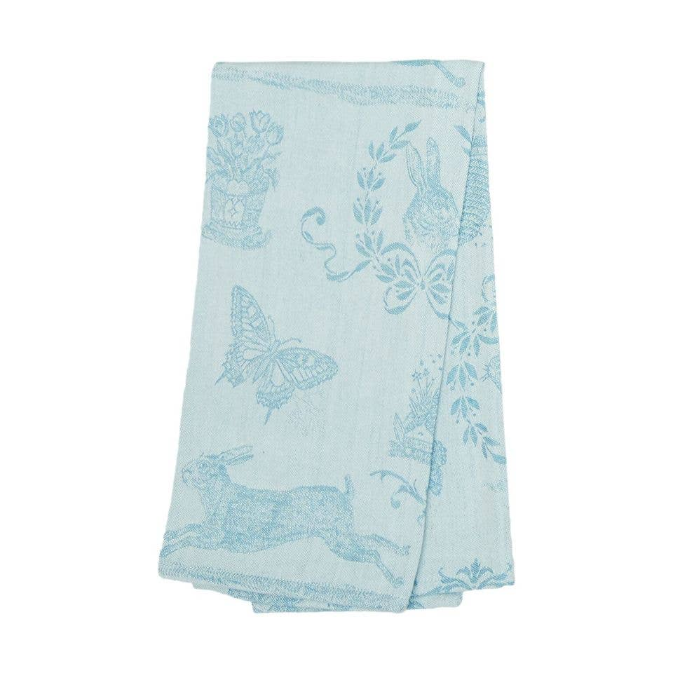 Rabbit Jacquard Kitchen Towel (set of 4)