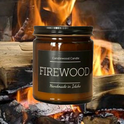 FIREWOOD Candle 9 oz