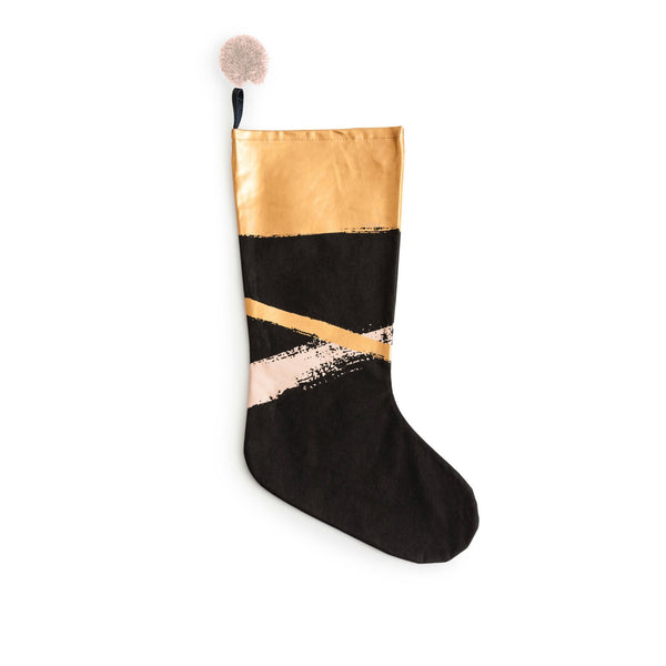 Brushstroke Stocking