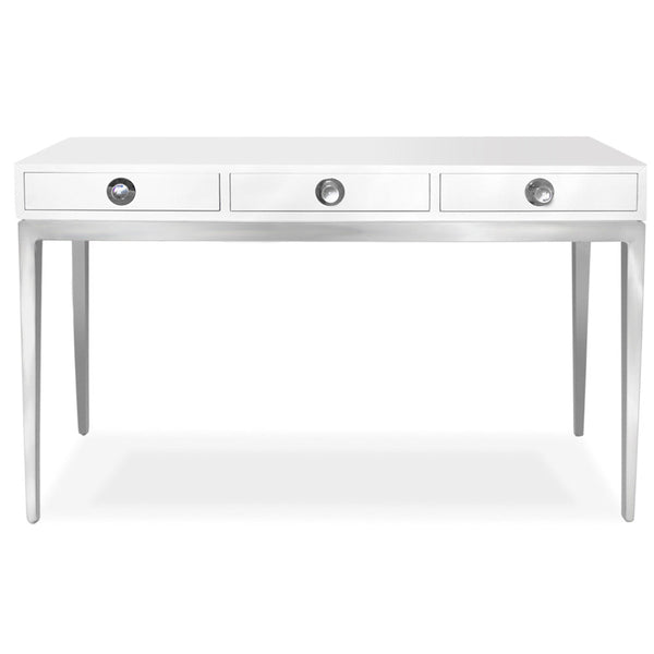 Channing 3-Drawer Console Table by Jonathan Adler
