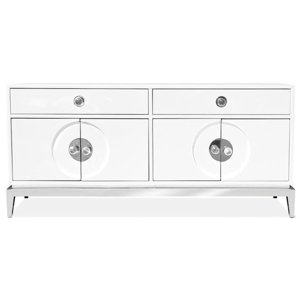 Channing Media Console by Jonathan Adler