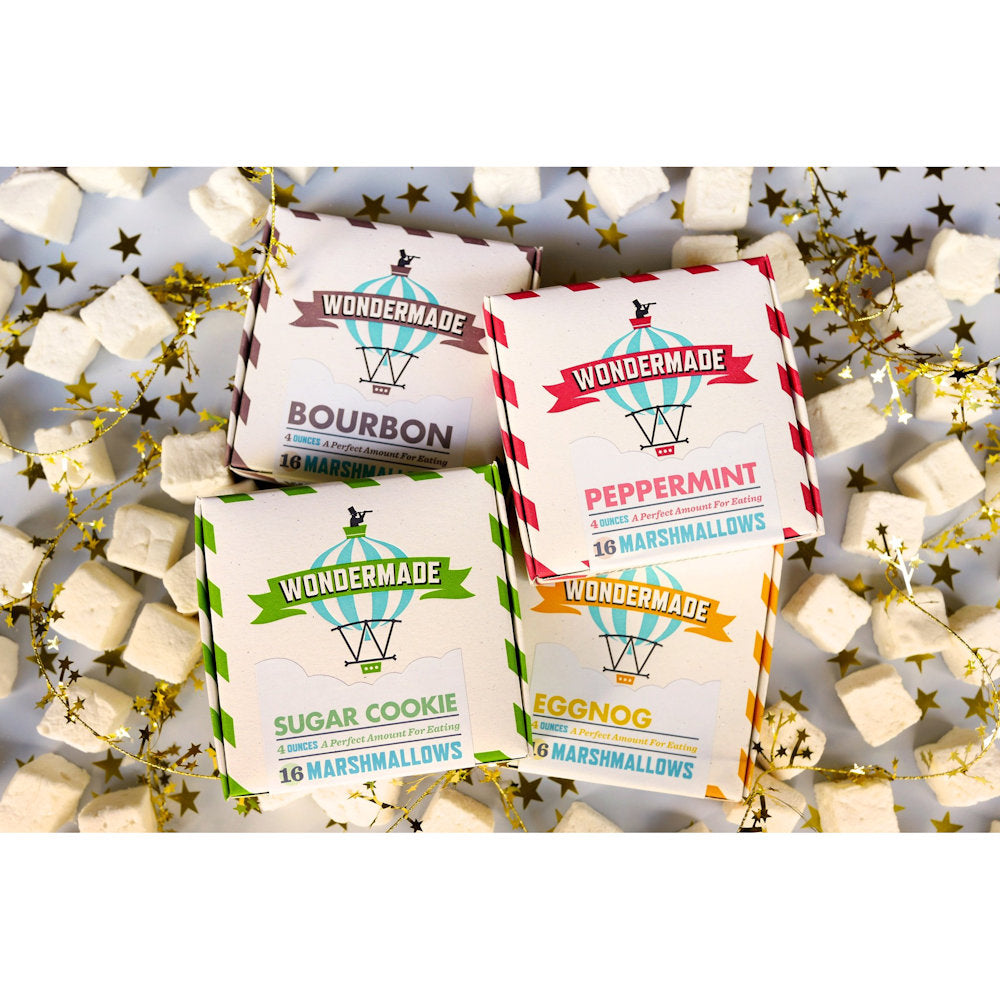 Christmas Set of Marshmallows