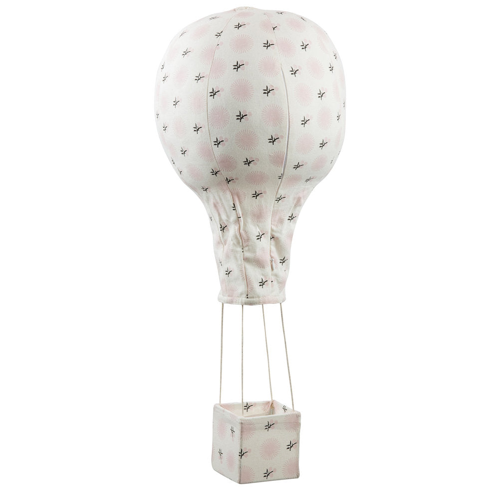 CHUNNI FLOWER HOT AIR BALLOON MOBILE