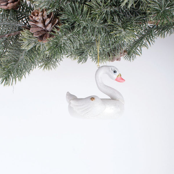 Swan Ornament Pool Float