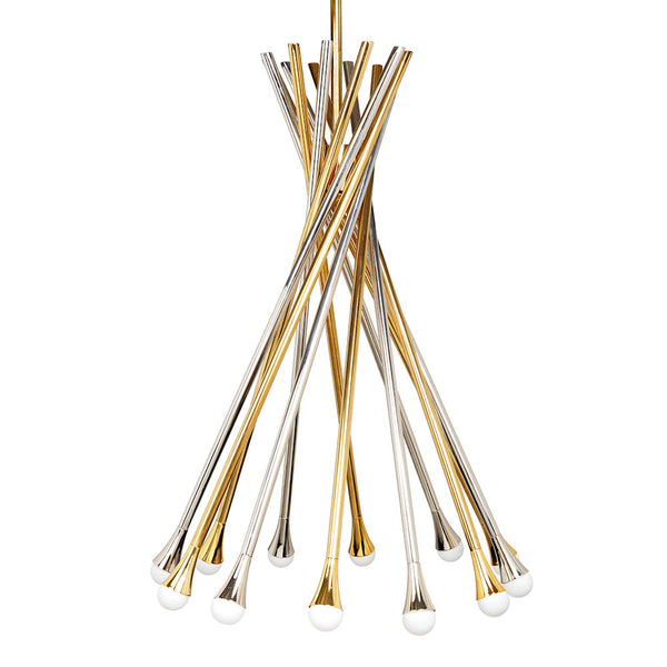 Electrum Chandelier by Jonathan Adler