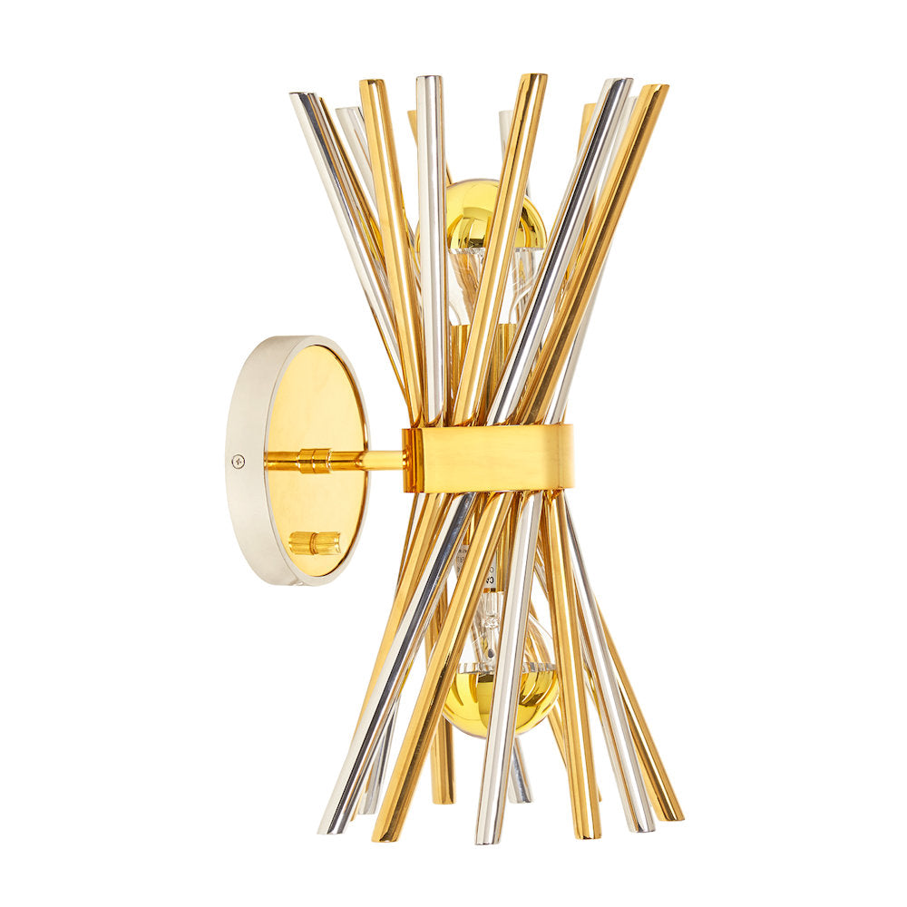 Electrum Sconce by Jonathan Adler