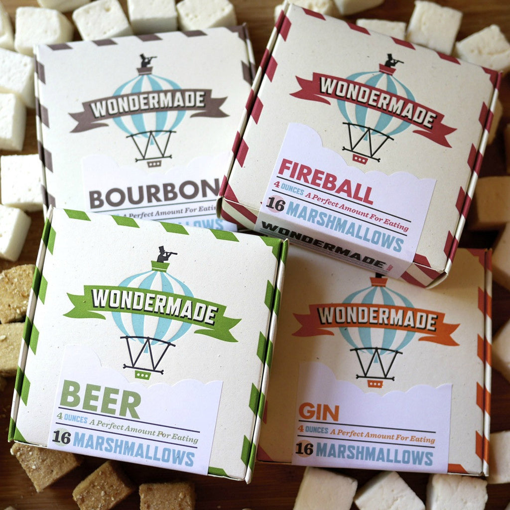 "Marshmallow ""Boozy"" Pack"