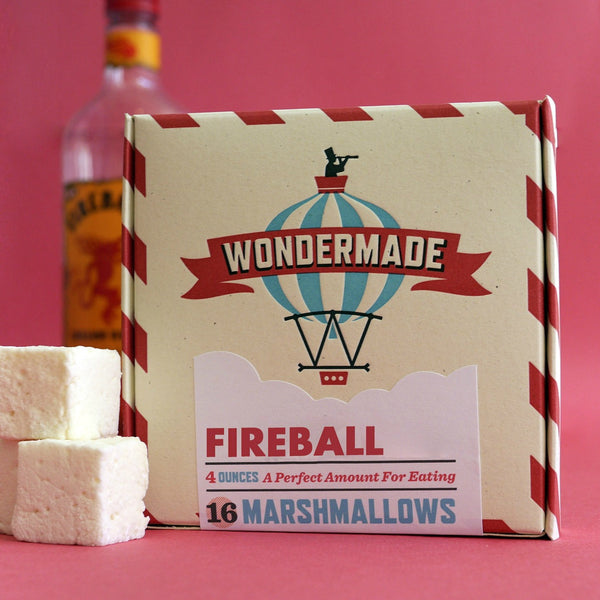 Fireball Marshmallows