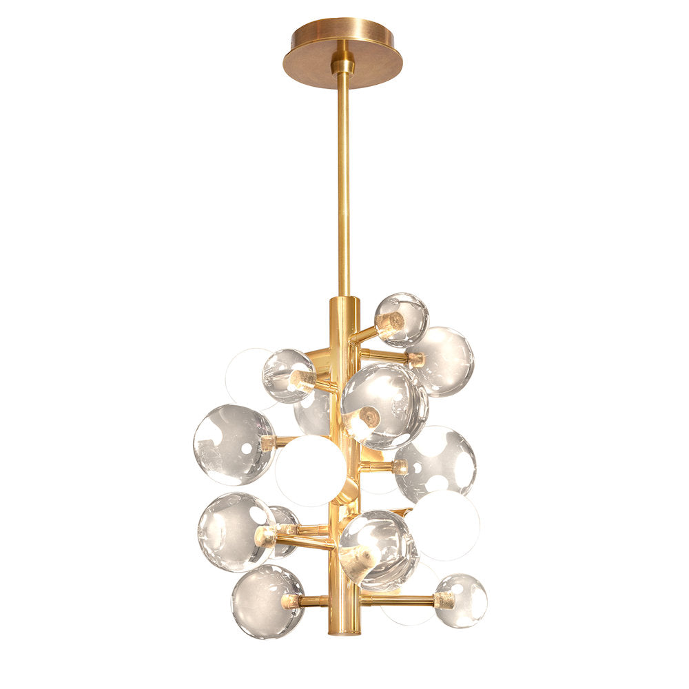 Globo Five-Light Chandelier by Jonathan Adler