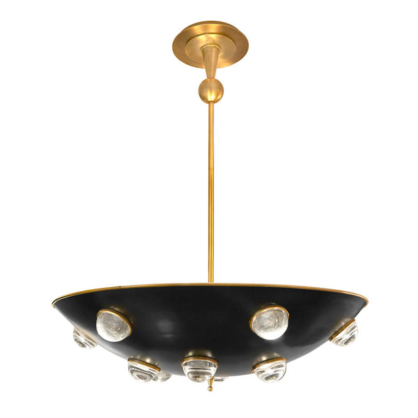 Globo Demilune Pendant Light by Jonathan Adler