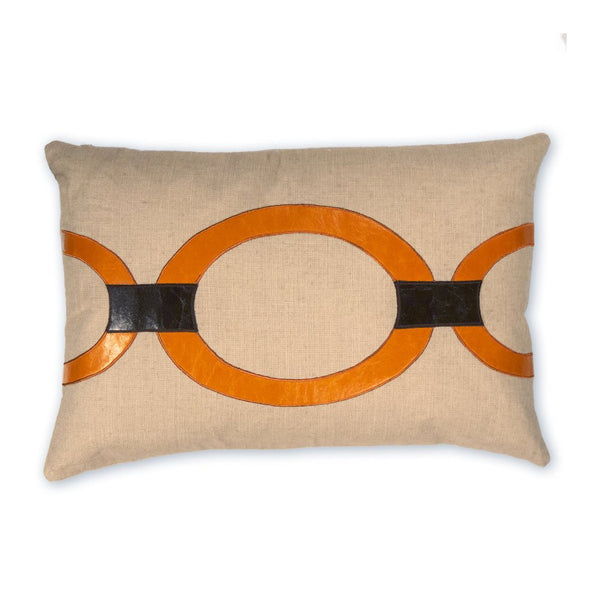 Hunter Nectarine Pillow