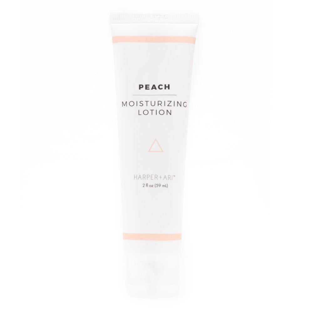 Harper + Ari Peach Moisturizing Lotion - 2 oz