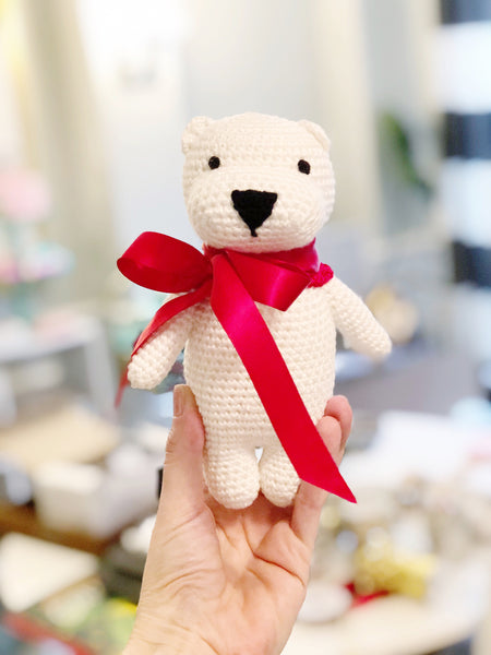 Lily the Handmade Polar Bear