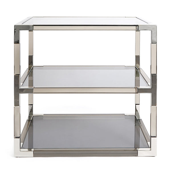 Jacques 2-Tier Side Table by Jonathan Adler