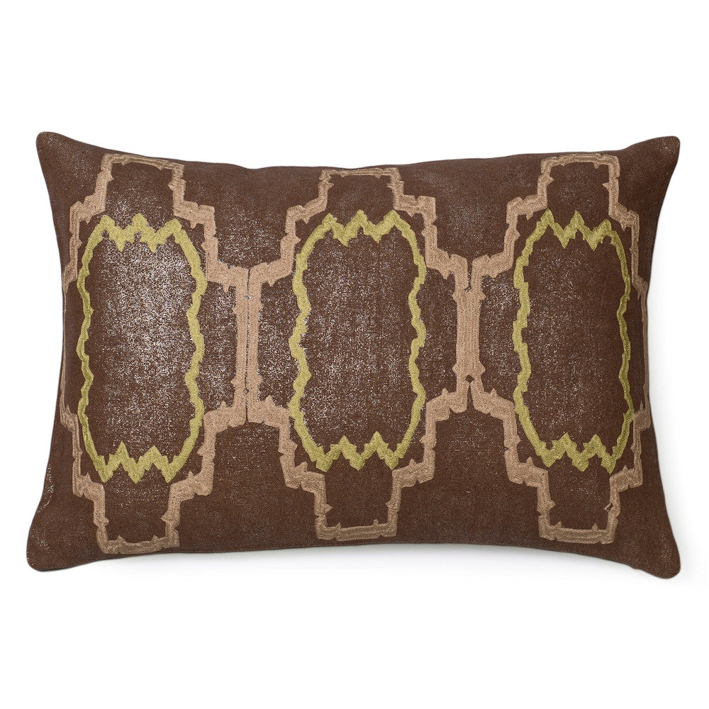 Lilly Fudge Pillow