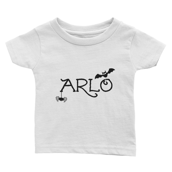 Personalized Halloween Infant Tee