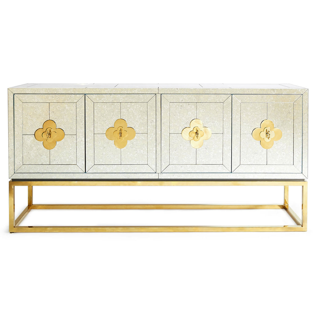 Delphine Credenza by Jonathan Adler