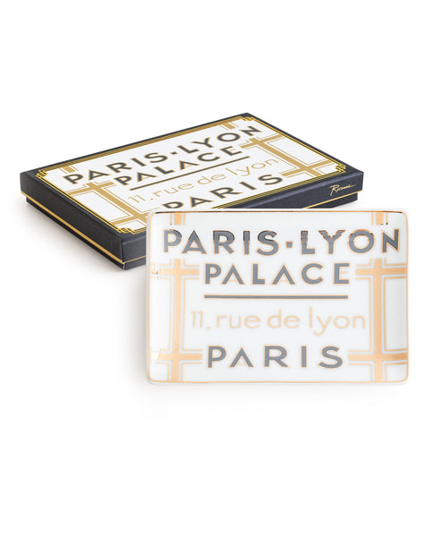 Jazz Age Tray Paris-Lyon Palace