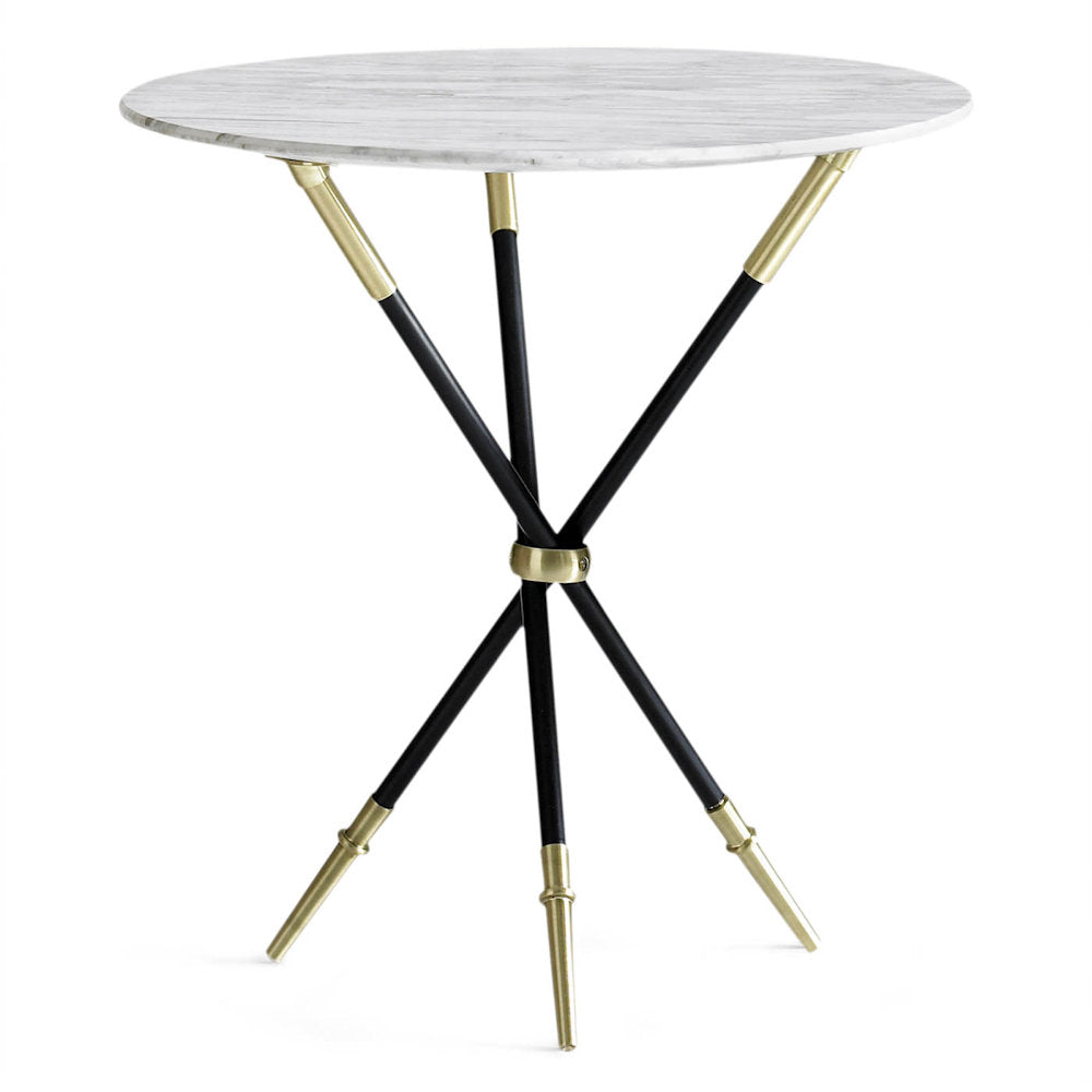 Rider Tripod Table by Jonathan Adler