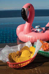 Flamingo Drink Holder Inflatable