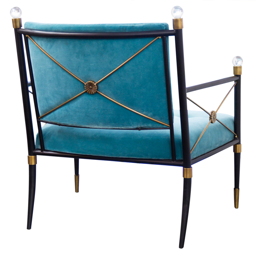 Rider Lounge Chair by Jonathan Adler