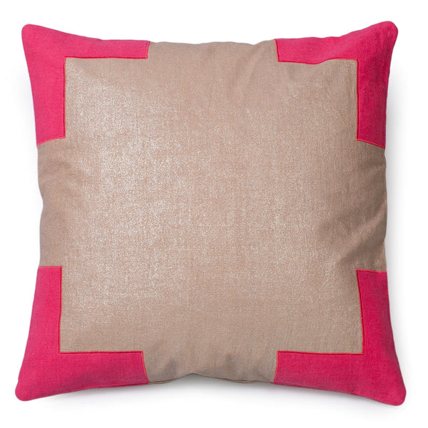 Tracy Pink Paradise Pillow