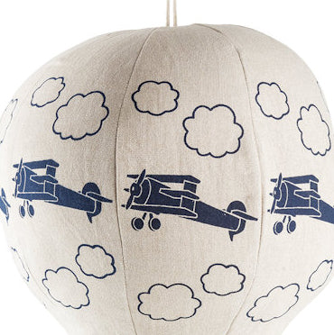AIRPLANE HOT AIR BALLOON MOBILE