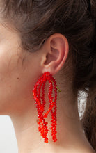 Load image into Gallery viewer, SALVIA RUBRA - Single earring