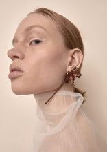 Load image into Gallery viewer, SILENE CREMA - Single earring