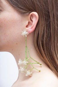 ACHILLEA CHAMAE - Single earring