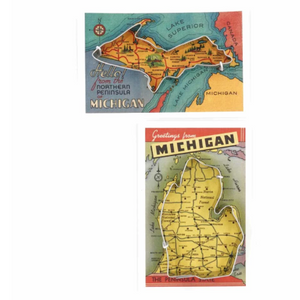 Michigan-Shaped Cookie Cutter