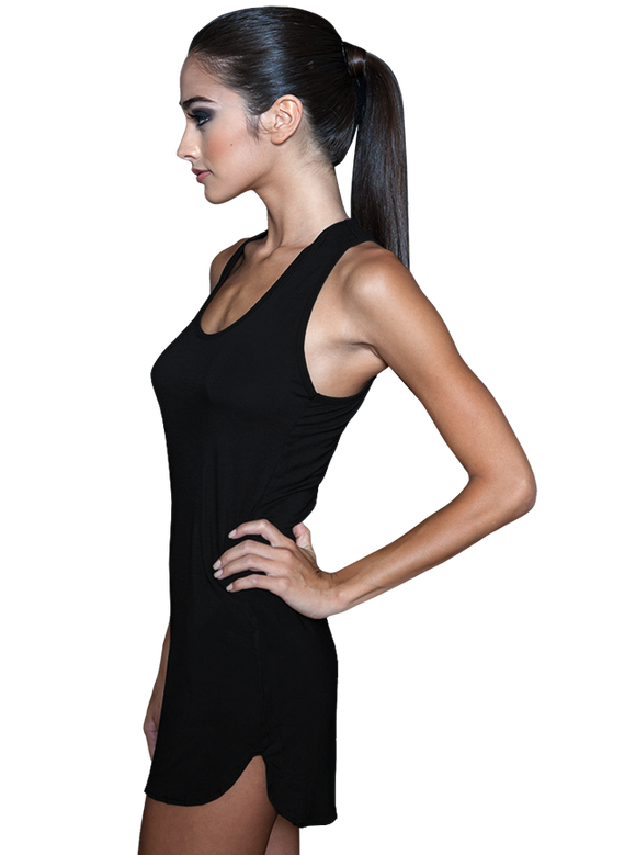 Womens Tank Top Dress - Sole-one Apparel