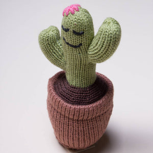 Baby Rattle Toy-Cactus