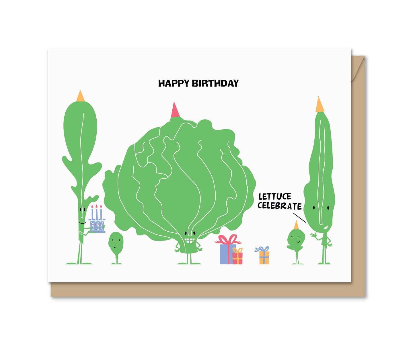 Lettuce Celebrate Birthday