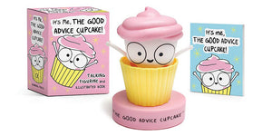 It's Me the the Good Advice Cupcake Talking Cupcake and Book